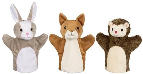 Goki Handpuppen Tiere (1 Stück)