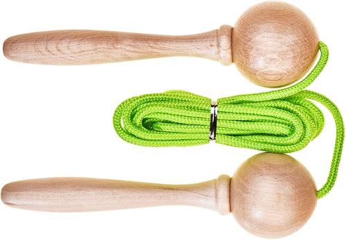 Acrobat - Skipping rope - (3 m) adjustable - Fluo