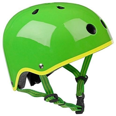 Micro  Laufrad Zubehör Helm - Grün S