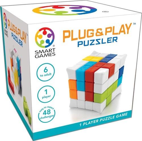 Smart Games Plug & Play Puzzler (48 opdrachten)