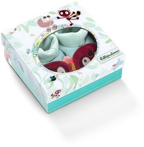 Lilliputiens Georges Babypantoffeln