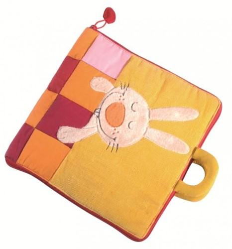 Lilliputiens Guten Abend Kleiner Hase Stoffbuch (Ohne Text)