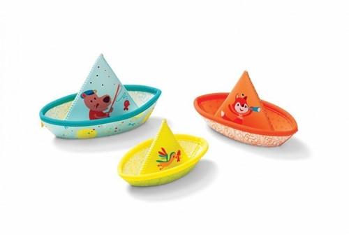 Lilliputiens 3 Boote