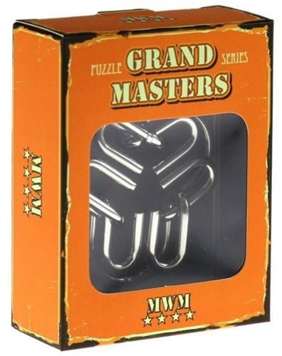 Eureka puzzel Grand Master Puzzle MWM**** (Orange)