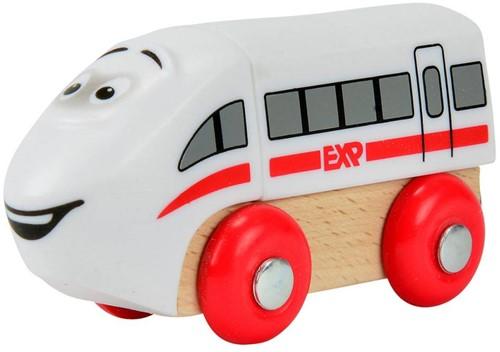 Eichhorn  Lokomotive mit Gesicht ICE