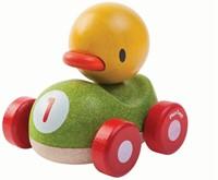 Plan Toys  Holz Spielfahrzeug Rennwagen Ente