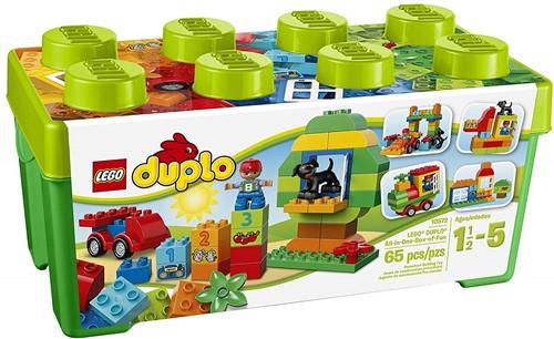 LEGO DUPLO My First Alles-in-één doos - 10572