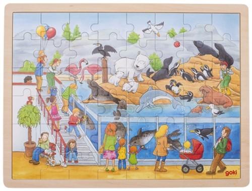 Goki 57744 Puzzle Puzzlespiel 48 Stück(e)