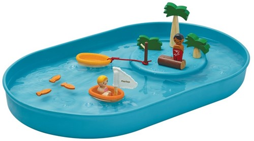 PlanToys Water Play Set