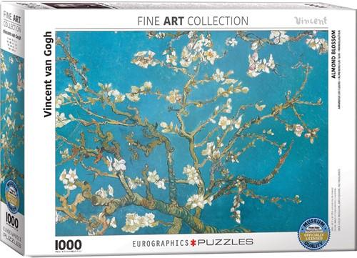 Eurographics puzzle Van Gogh: Blühende Mandelbaumzweig - 1000 Teile
