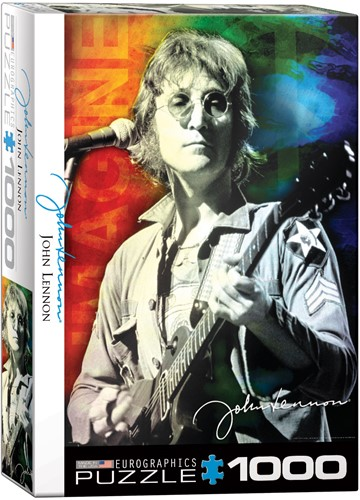 Eurographics puzzle John Lennon - 1000 Teile