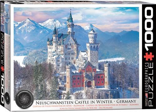 Eurographics puzzle Neuschwanstein - 1000 Teile
