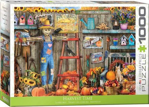 Eurographics puzzle Harvest Time - 1000 Teile