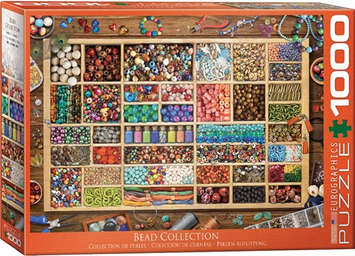 Eurographics puzzle Perlen Auflistung - 1000 Teile