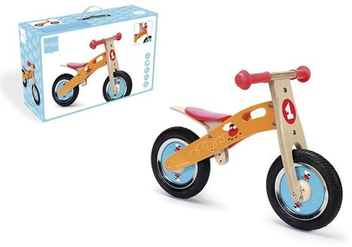 Scratch  Holz Laufrad Racing Flies