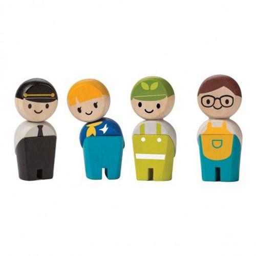 Plan Toys Serviceteam