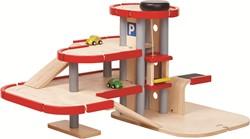 Houten Garage Janod : Holzparkhäuser