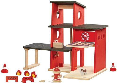 PlanToys Fire Station