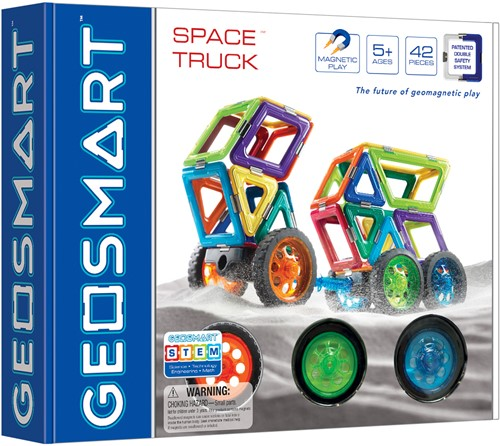 GEOSMART Space Truck 42 pcs