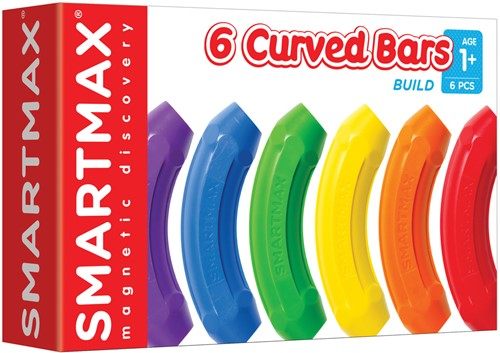SmartMax XT set - 6 curved bars
