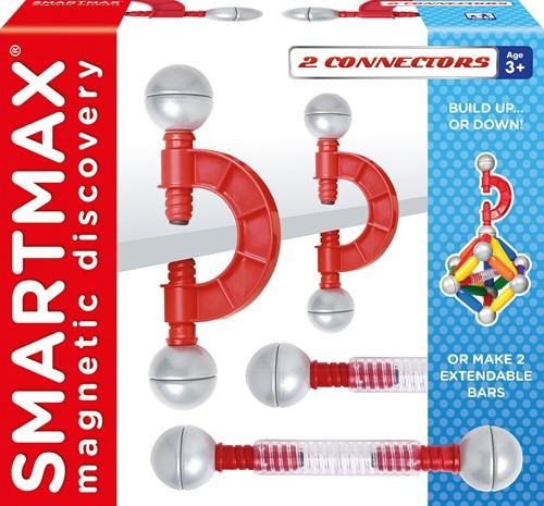 SmartMax Xtension set - Connectors Rot