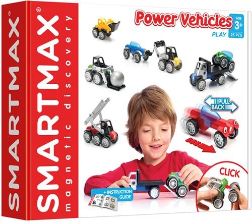 SmartMax Power Vehicles Mix Spielzeugfahrzeug
