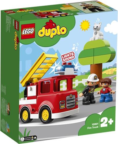 LEGO DUPLO Feuerwehrauto - 10901