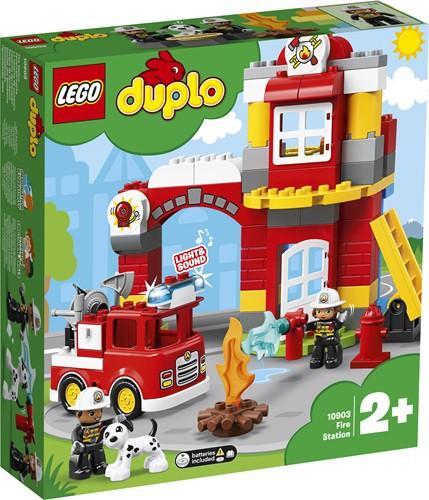 LEGO DUPLO Feuerwehrwache - 10903