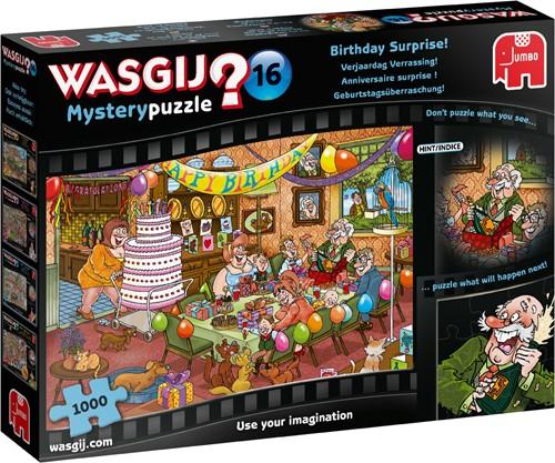 Wasgij Mystery 16 1000 Teile