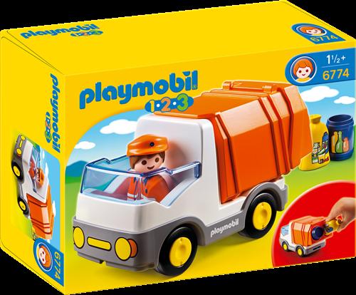 Playmobil 1.2.3 6774 Spielzeug-Set