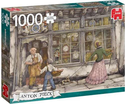 Premium Collection Anton Pieck, Der Uhrenladen 1000 Teile