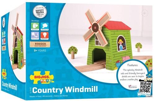 BigJigs Windmühle