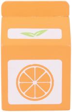 BigJigs Holzküche Zubehör Orangensaft, Stück