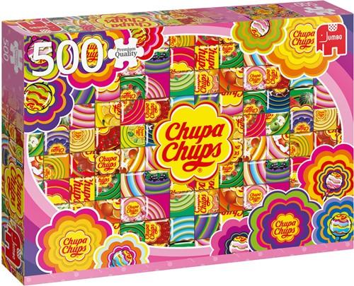 Premium Collection Chupa Chups Colourful 500 Teile