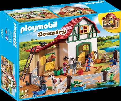 Playmobil Country 6927 Baufigur