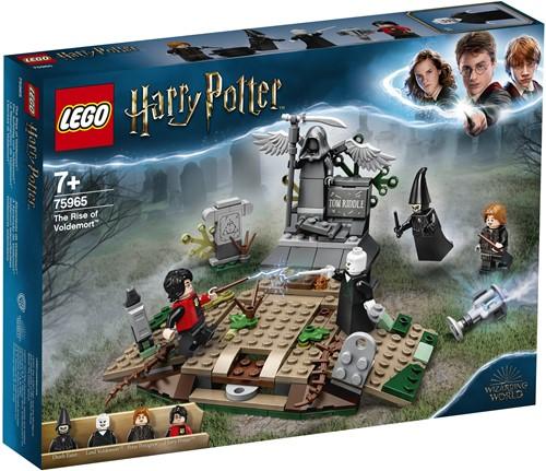 LEGO Harry Potter Der Aufstieg von Voldemort - 75965