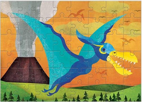 Mudpuppy Mini Puzzle/Pterosaur