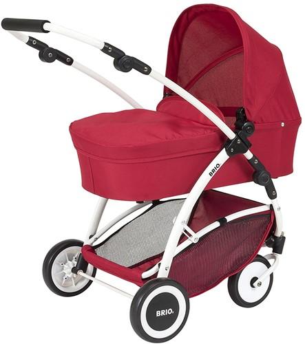 Brio Puppenwagen Spin mit Schwenkrädern 249000