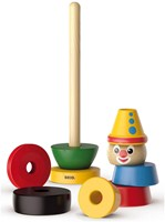 Brio Holz Stapelfigur BRIO-Clown 30120-3