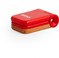 Brio Holz Lernspiel Rotes Holzhandy 30426-2