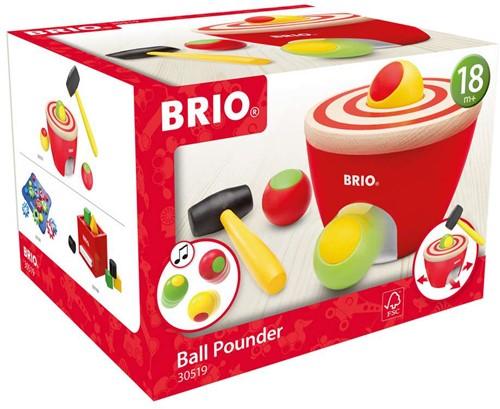 Brio Spielzeug Kugel-Hammerspiel
