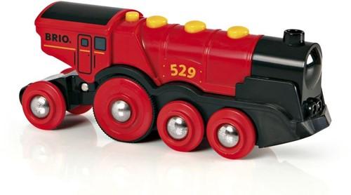 Brio Holz Eisenbahn Rote Lola 33592