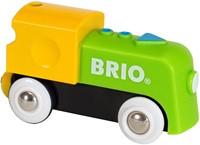 Brio Holz Eisenbahn Zubehör Meine erste BRIO Batterielok 33705