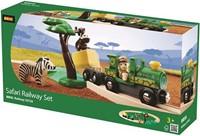 Brio Holz Eisenbahn Set Safari Bahn Set 33720-3