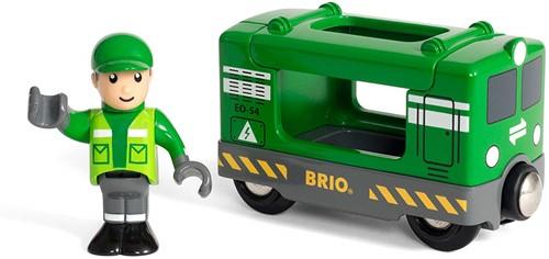 BRIO 53.033.894 Modelleisenbahnersatzteil & Zubehör Lastenkran