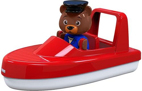 Aquaplay Speedboot mit 1 Figur