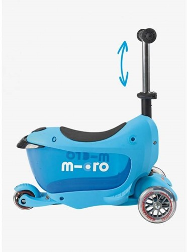 Micro Mini2go Deluxe Plus Blue