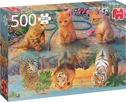 Jumbo PC A Kitten's Dream (500)