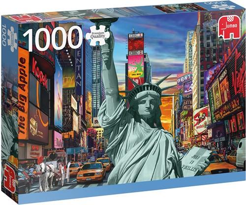 Jumbo puzzel New York City 1000 stukjes