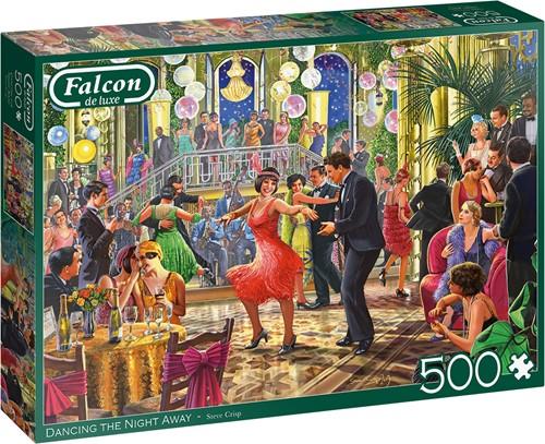 Jumbo Falcon Dancing the Night Away (500)